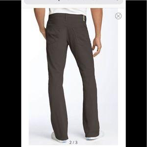 AG Men's protege black twill 5 pocket Jeans